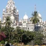 Mumbai CST train station