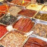 Gwangjang Market stall
