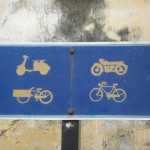Cycle Parking: 4 types pictured? Rathe specific. Does that mean a 3-wheeled motorcycle can't park?