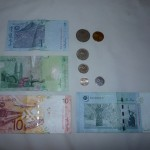 Malaysian Currency (Back)